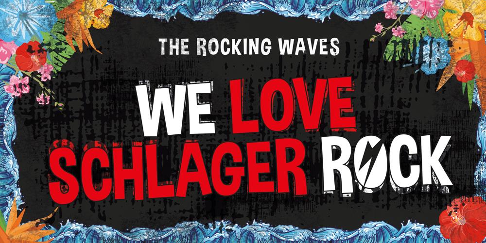 Schild-Rocking-Waves